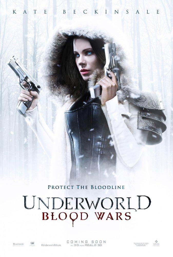 Rạp 2 (56 Ghế) Underworld / Thế Giới Ngầm Trỗi Dậy (C16)