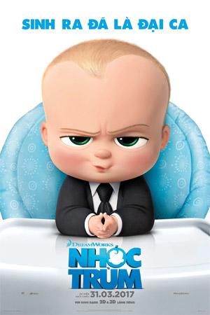 (R2) THE BOSS BABY / NHÓC TRÙM (P)