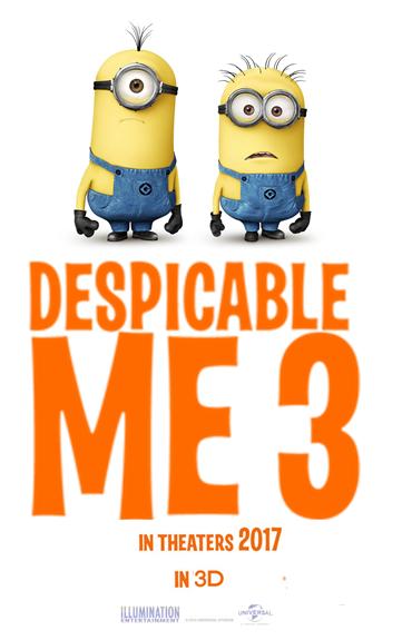 (VIP) Kẻ Cắp Mặt Trăng 3 - Despicable Me 3