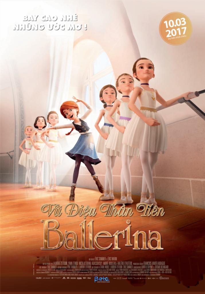 (R2)  Ballerina / Vũ Điệu Thần Tiên (P)