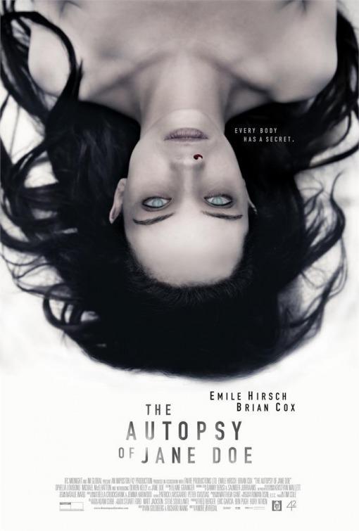 (R2) The Autopsy of Jane Doe / Tử Thi Biết Nói (C16)
