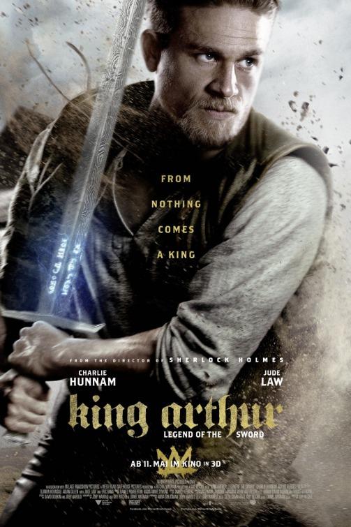 (VIP) King Arthur / Huyền Thoại Vua Arthur: Thanh Gươm Trong Đá (C16)