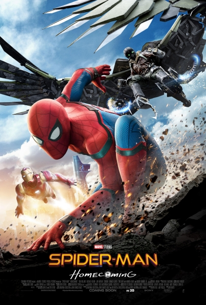 (VIP) Spider-Man: Homecoming