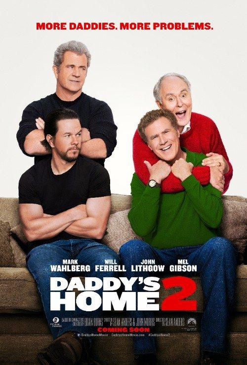 (VIP) DADDY'S HOME 2 / BỐ NGOAN, BỐ HƯ 2