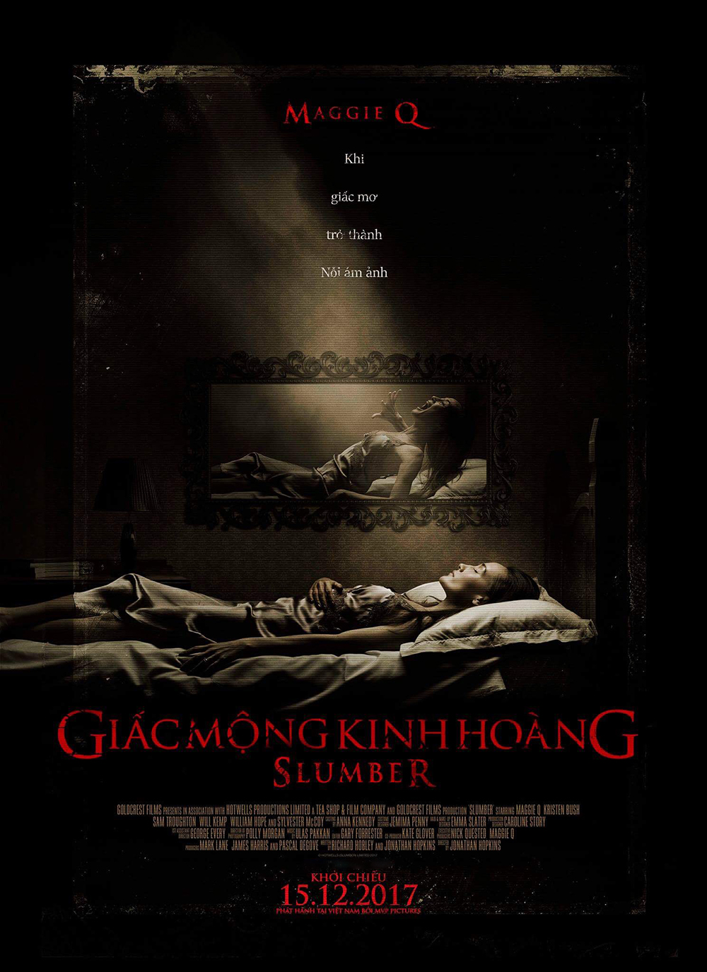 (VIP) SLUMBER / GIẤC MỘNG KINH HOÀNG