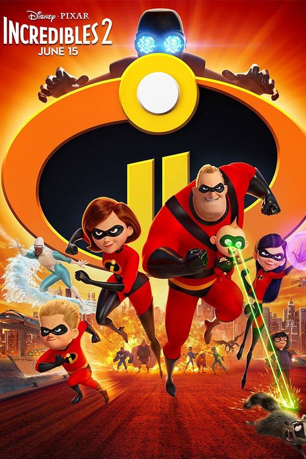 Incredibles 2 / Gia Đình Siêu Nhân