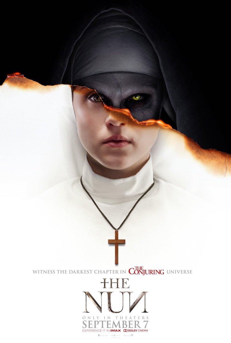 THE NUN / Ác Quỷ Ma Sơ
