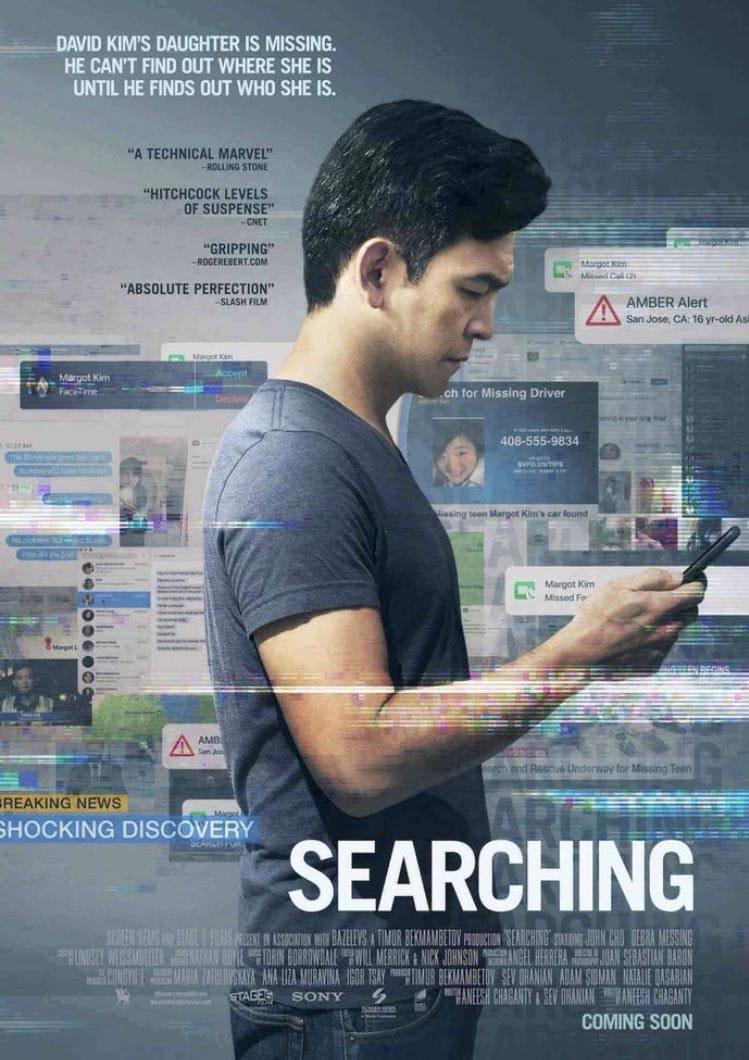 SEARCHING / TRUY TÌM TUNG TÍCH ẢO