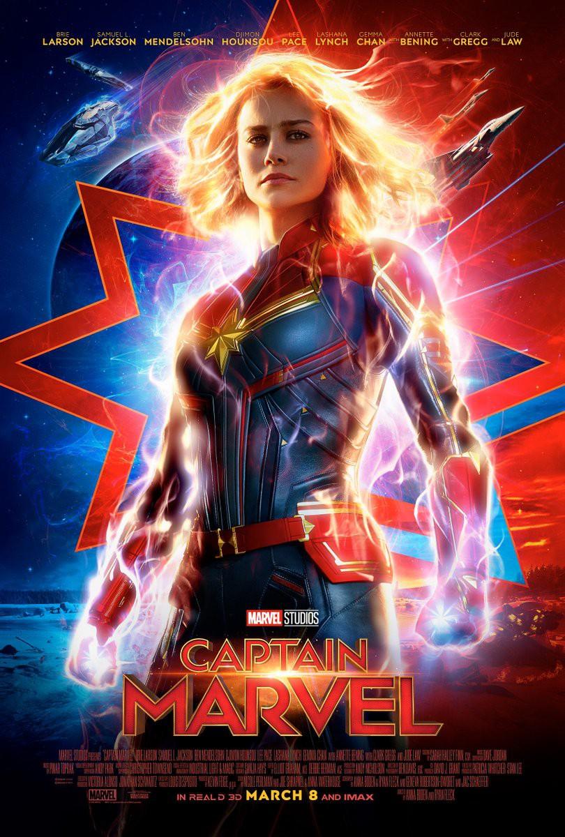 Những lý do phải tới #RameStar thưởng thức siêu phẩm #CaptainMarvel