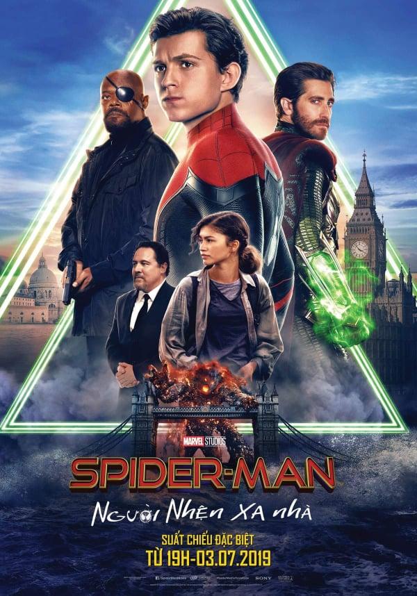 SPIDER-MAN: FAR FROM HOME / NGƯỜI NHỆN XA NHÀ