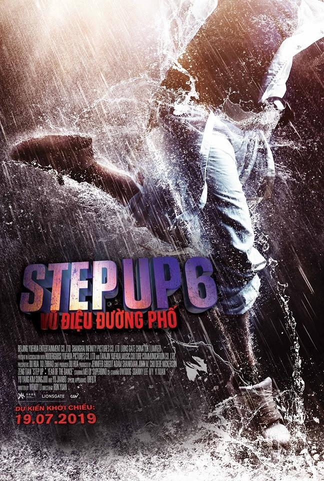 STEP UP 6: VŨ ĐIỆU ĐƯỜNG PHỐ