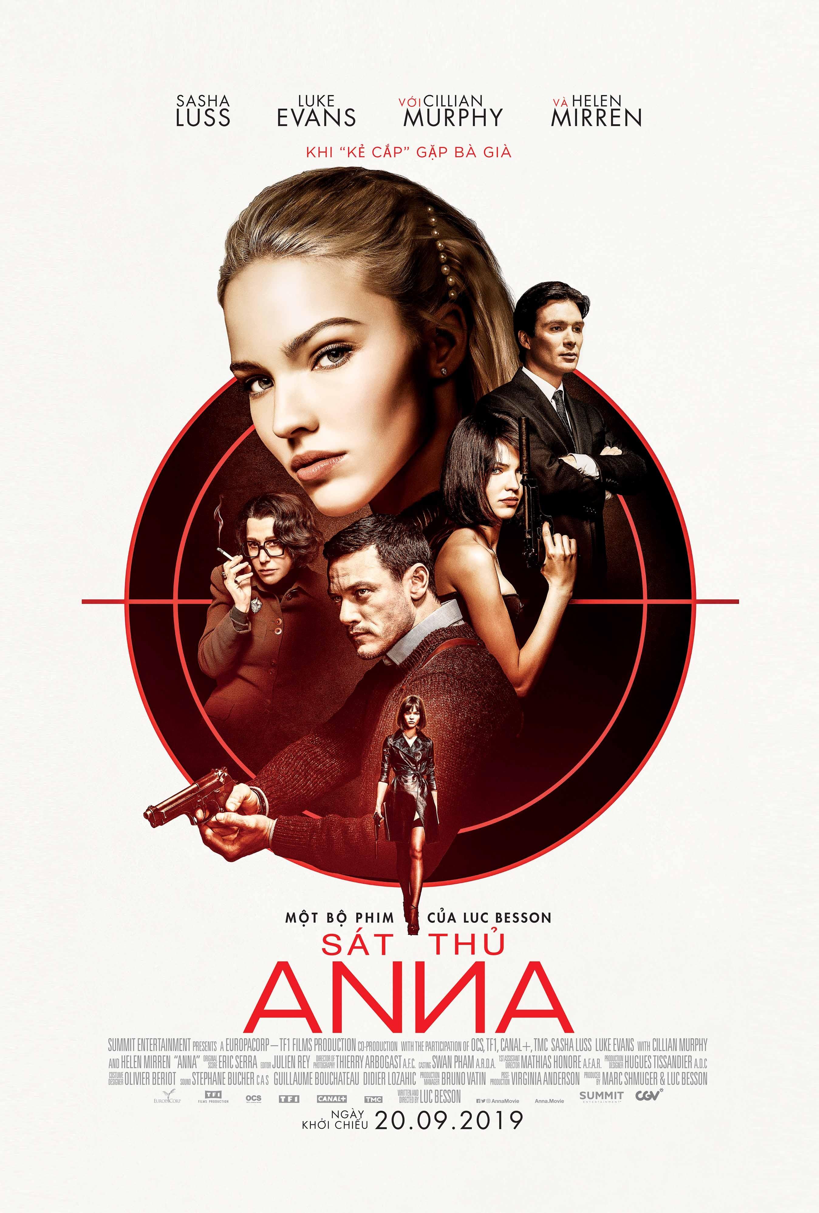 ANNA / SÁT THỦ ANNA
