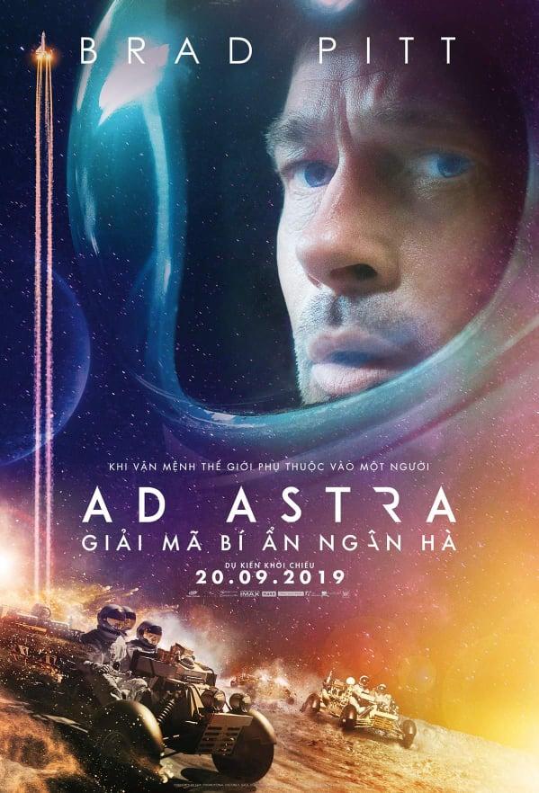 Ad Astra / GIẢI MÃ BÍ ẨN NGÂN HÀ