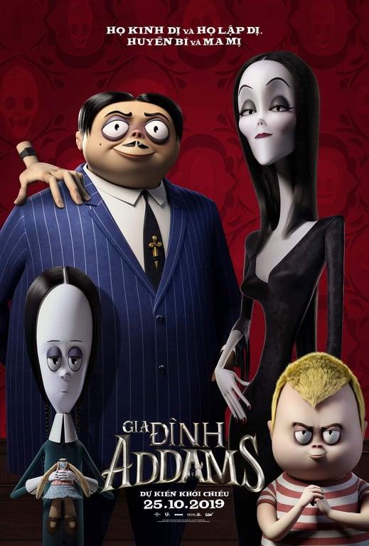 The Addams Family / GIA ĐÌNH ADDAMS