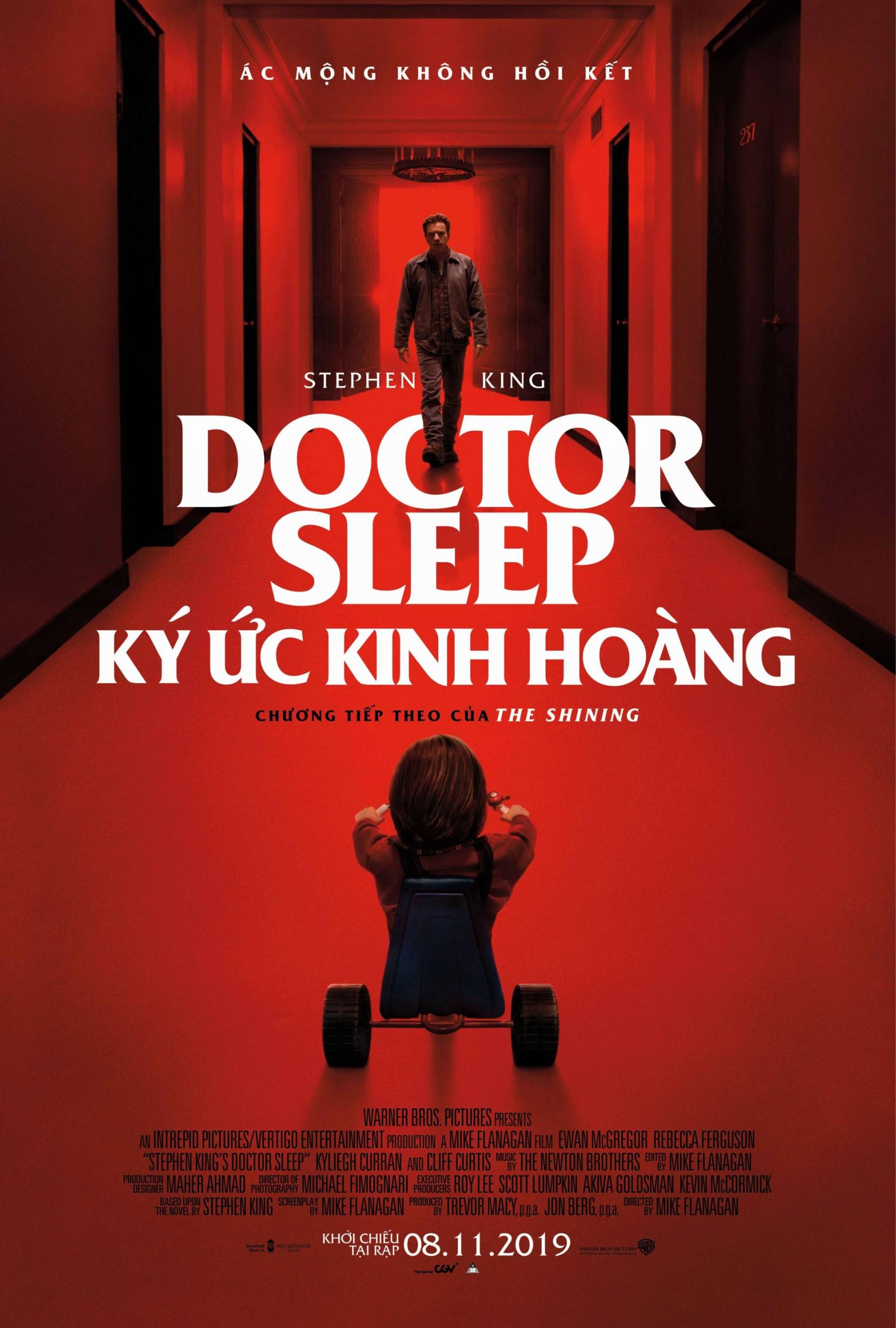 DOCTOR SLEEP / KÝ ỨC KINH HOÀNG