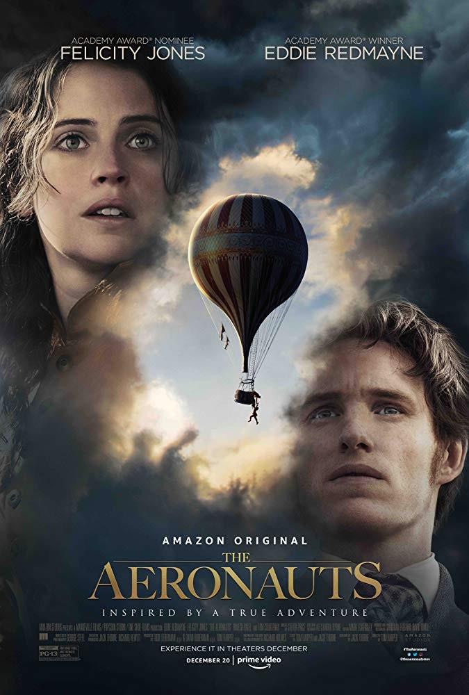 The Aeronauts / Kẻ Du Hành Trên Mây
