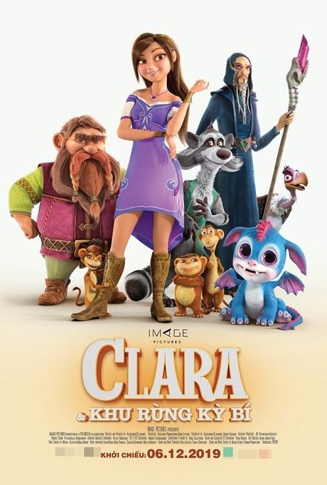Clara & Khu Rừng Kỳ Bí