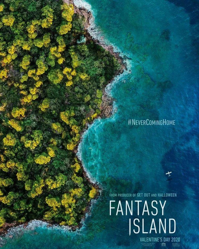 FANTASY ISLAND / ĐẢO KINH HOÀNG