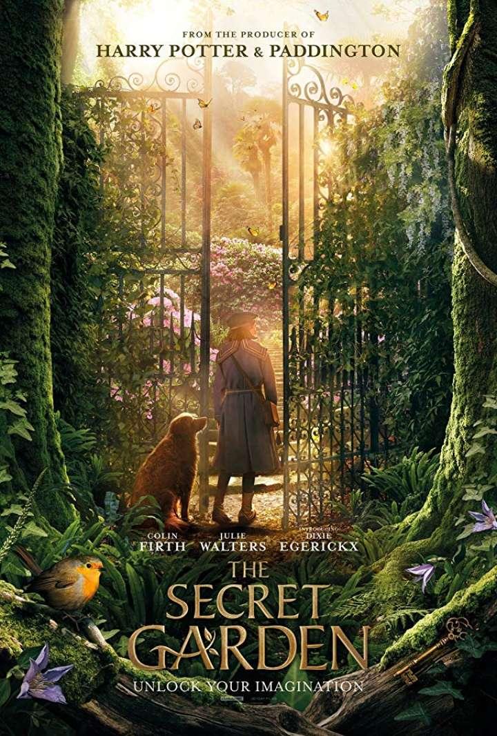 The Secret Garden / KHU VƯỜN HUYỀN BÍ
