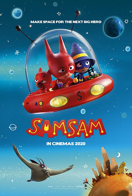 SAMSAM [SNEAKSHOW 31&1 /06/2020]