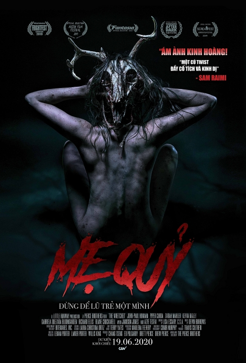THE WRETCHED / MẸ QUỶ