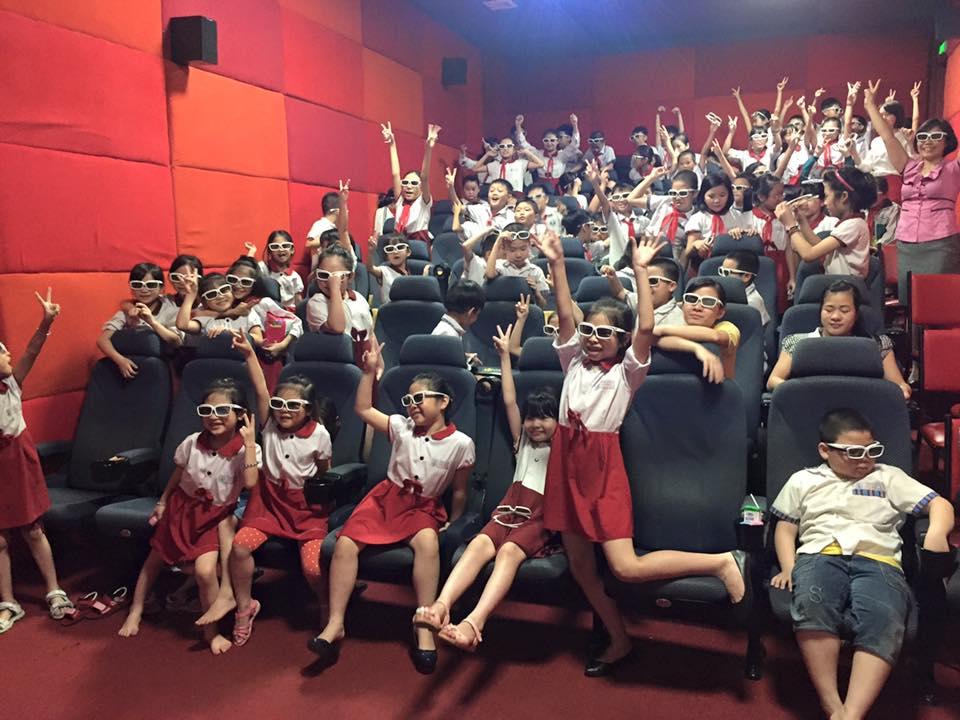Rạp 2 Chiếu Phim Tự Chọn 2D & 3D (G)