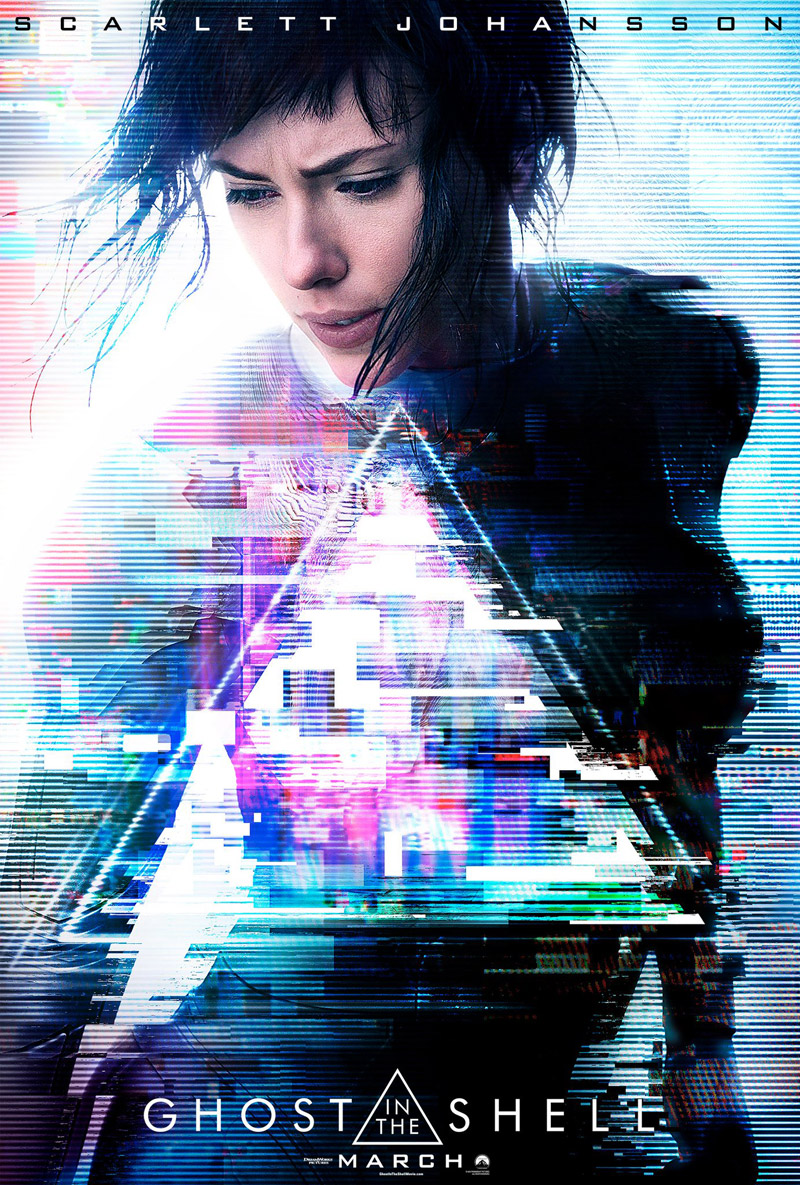 (R2) GHOST IN THE SHELL / VỎ BỌC MA (C16)