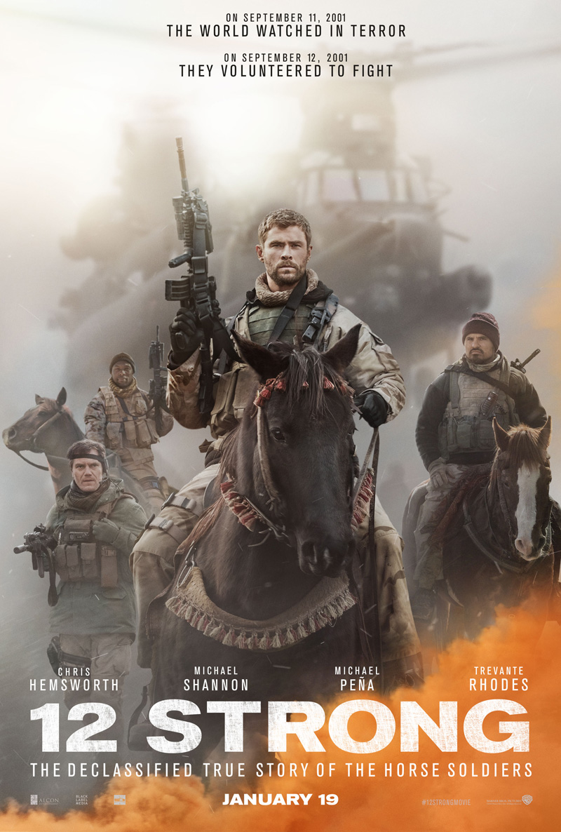 (VIP) 12 Strong