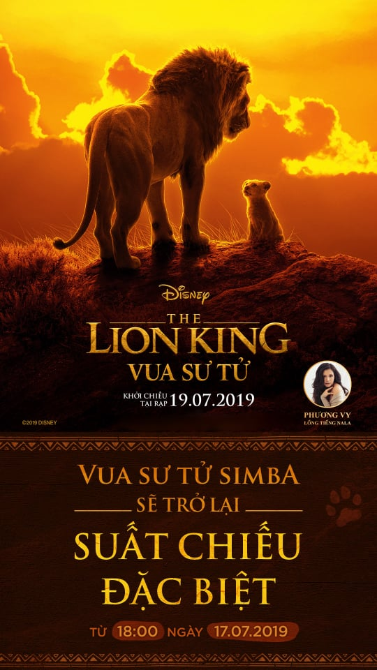THE LION KING / Vua Sư Tử