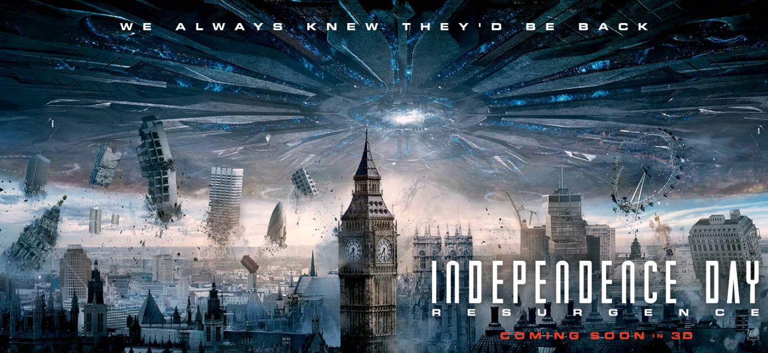 [Review] Independence Day- Resurgence: Khi E.T. Báo Thù